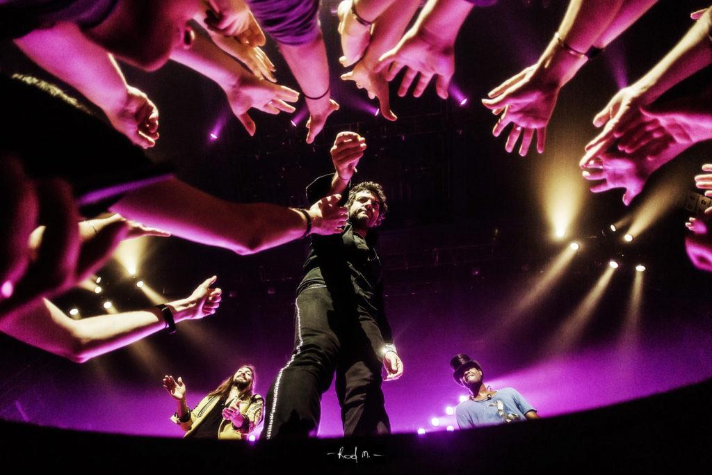 Photo Concert : Matthieu Chedid -M-, Zénith, Nantes - 2017 | ©Rod Maurice