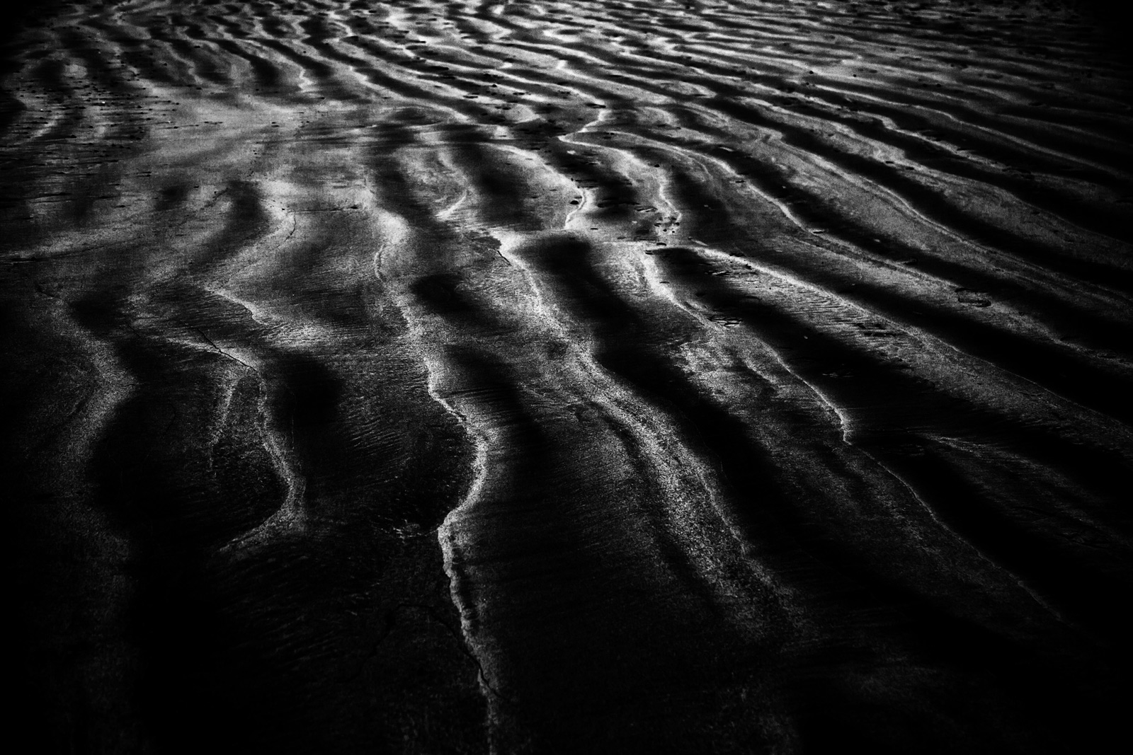Photo Mer : Waves of Sand - 2015 | ©Rod Maurice