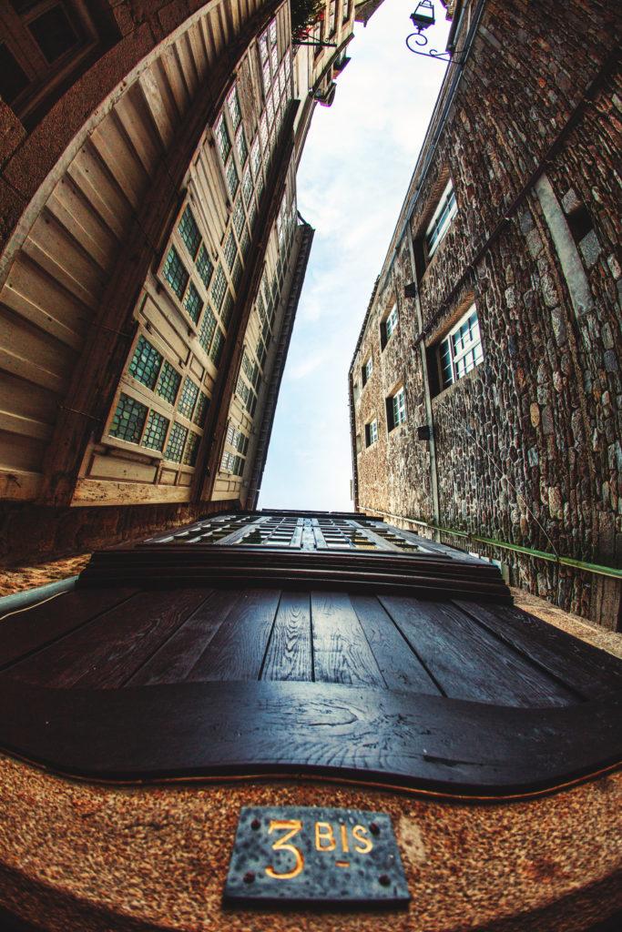Somewhere in Intra Muros, 3bis,  Saint Malo -  2014 | ©Rod Maurice