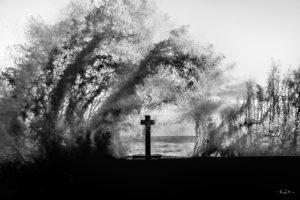 Colère Divine : Tempête Février 2014 St Malo - Rod Maurice