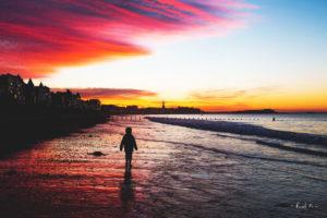 Alone, St Malo - photo Rod Maurice